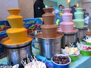 Бизнес идея: Шоколадные фонтаны