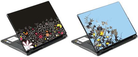 Бизнес идея: Наклейки на ноутбуки