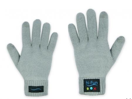 Перчатки с Bluetooth гарнитурой