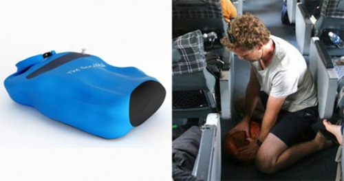 Бизнес идея: Стиральная сумка для туристов