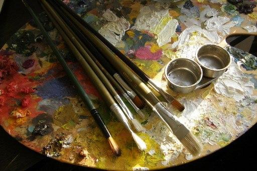 студия живописи: