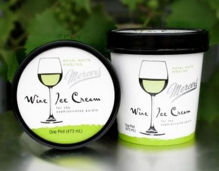 Бизнес идея: Мороженое из вина
