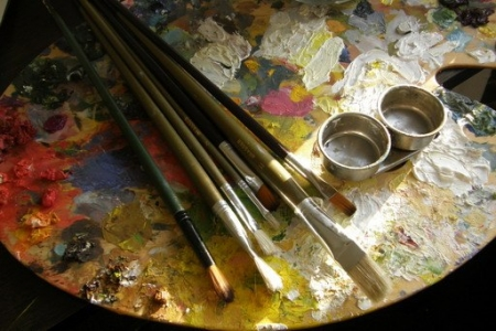 Бизнес идея: Как открыть свою студию живописи