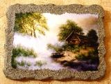 Бизнес идея: Изготовление сувенирных картин на основе ДСП