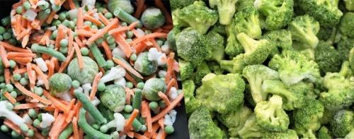Бизнес идея: Производство замороженных фруктов и овощей