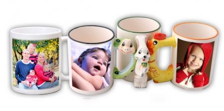 Бизнес идея: Печать фотографий на чашках