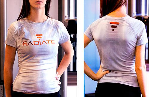 Термочувствительные футболки