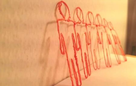 Ручка, позволяющая создавать 3D объекты