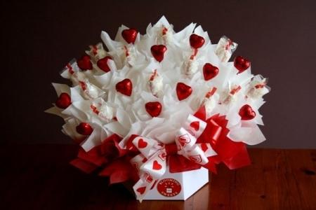 Бизнес идея: Изготовление букетов из конфет