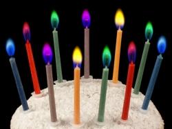 Бизнес идея: Изготовление свечей с разноцветным пламенем