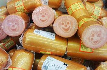Бизнес идея: Производство колбасы с рисунками