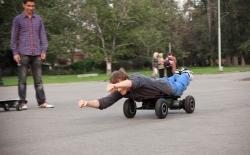 Бизнес идея: Прокат электрических скейтбордов