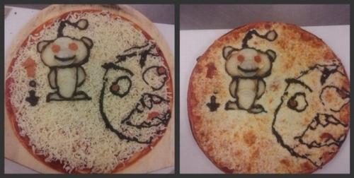 Бизнес идея: изготовление пиццы по эскизам клиентов