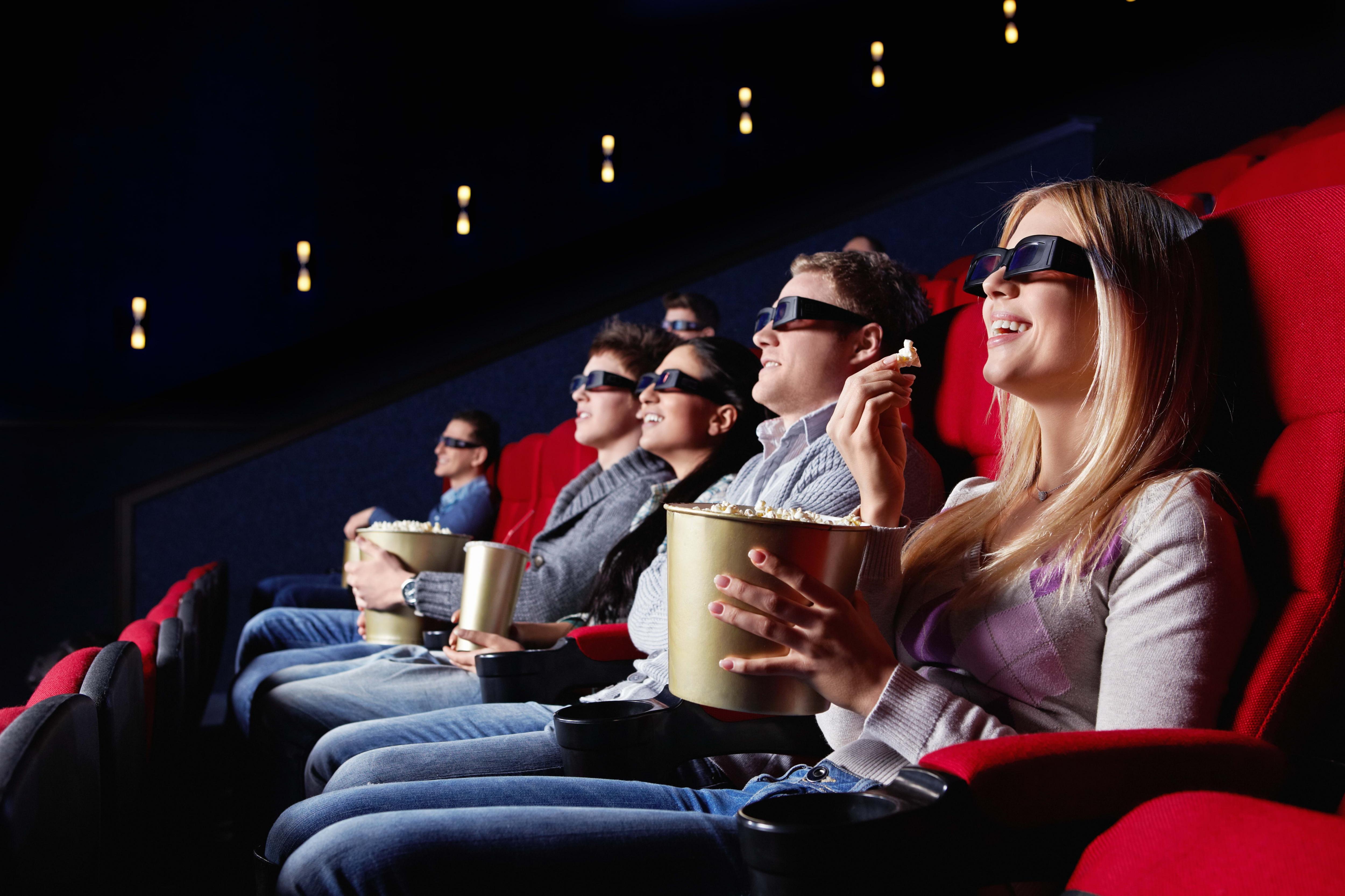 Как открыть 3d кинотеатр