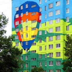 Роспись фасадов как бизнес