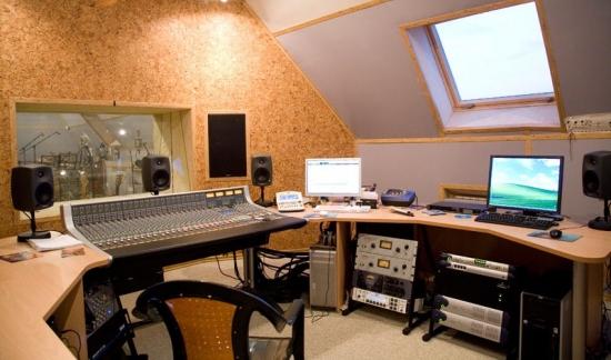 Как открыть студию звукозаписи