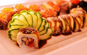 Мобильный суши-бар
