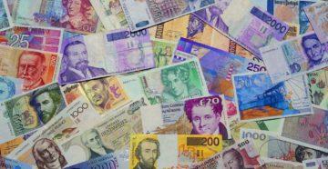 ТОП-10 самых дорогих валют в мире