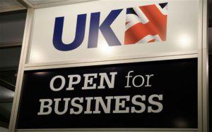 Бизнес в Англии