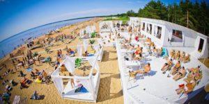 Как обустроить пляж