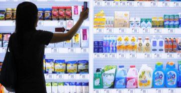 Виртуальный супермаркет