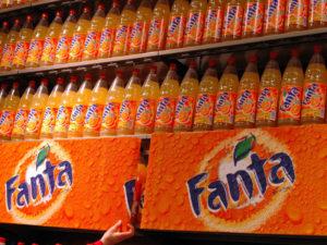Компания Fanta