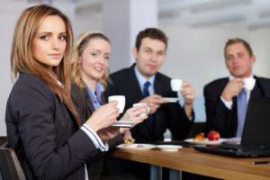 Услуга поиска партнера для бизнес ланча