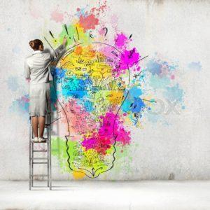 Красочный бизнес для женщин