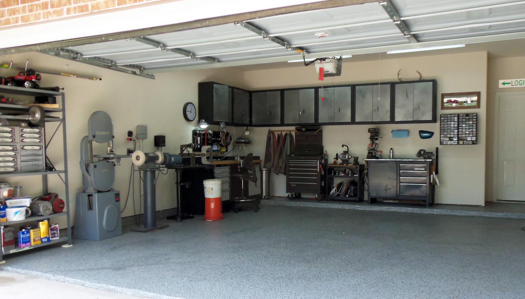Производство в гараже своими руками 42