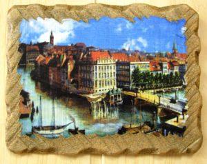 Изготовление сувенирных картин на основе ДСП