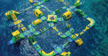Бизнес план надувного аквапарка