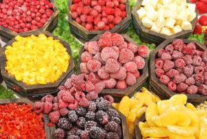 Производство замороженных фруктов и овощей