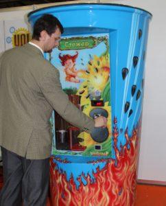 Автомат по продаже семечек идея