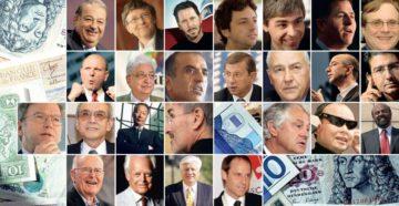 Самые богатые люди в 2013 году