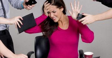 Как преодолеть стресс в офисе
