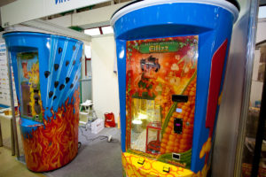 Автомат по продаже семечек