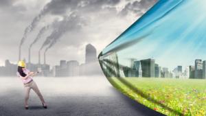 Новый бизнес из будущего - очистка воздуха
