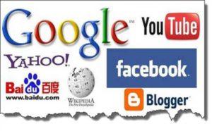 Самые популярные и посещаемые сайты мира