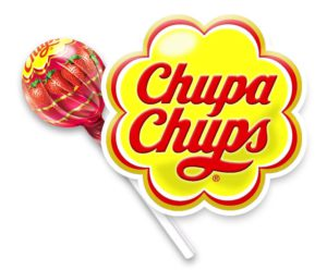 Logo with lolly