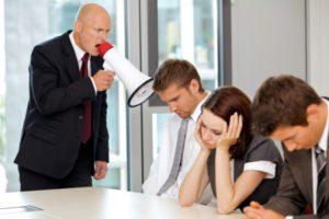 Правила критики работников
