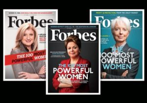 Самые влиятельные женщины мира в 2013