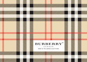 История создания  Burberry