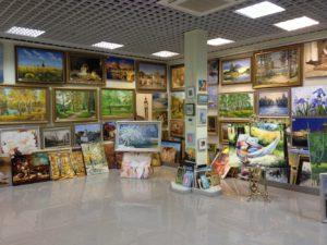 как открыть свою галерею искусств