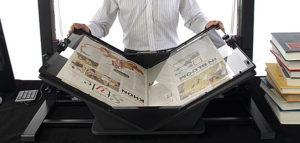 Сервис по оцифровке бумажных книг