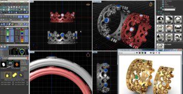 Ювелирные изделия из 3D принтера
