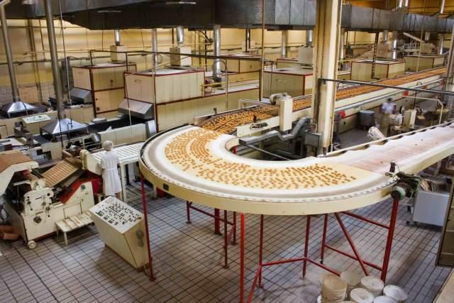Производство кондитерских изделий по